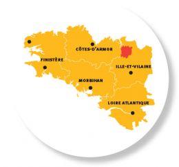 Carte Bretagne Romantique.Communaute De Communes De La Bretagne Romantique Mairie De